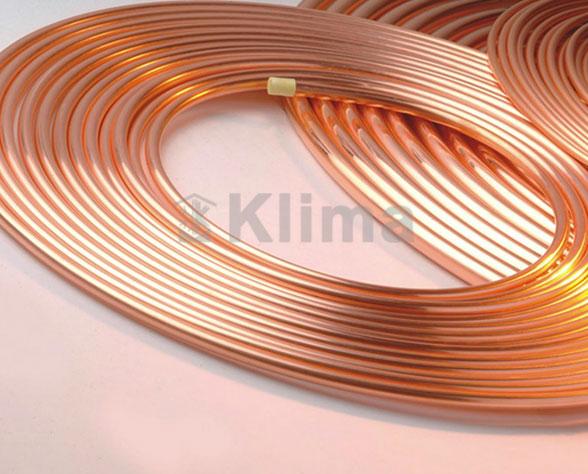 Klima Copper Tube & Coil Supplier