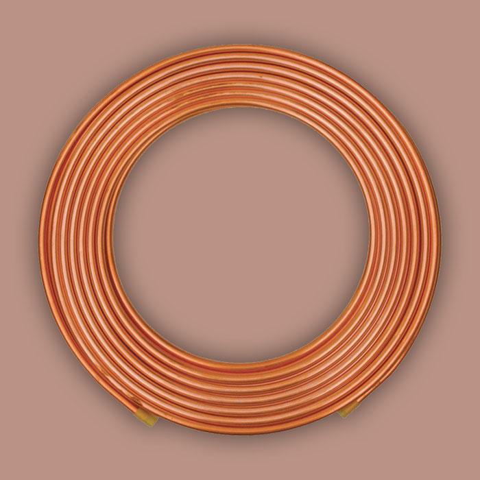 Copper tube & coil supplier