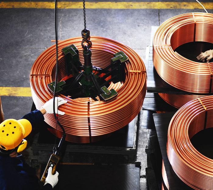Klima Copper Tubes & Copper Coils Manufacturer & Supplier